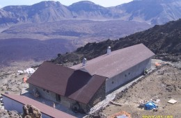 Refugio Altavista, Parque Nacional del Teide