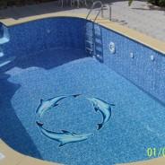Solución para piscinas